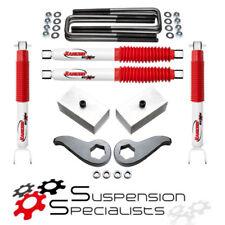 """3""""+1.5"""" Lift Kit Rancho RS5000X Shocks 2011-2018 Silverado Sierra 2500HD"""