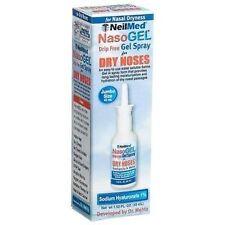 NeilMed Nasogel Spray for Dry Nose 30ml