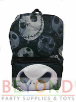 "Jack Skellington16"" Nightmare before Christmas School Backpack for Boys and Girl"
