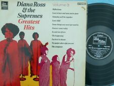 Diana Ross & Supremes Greatest hits Vol. 3 ORIG OZ LP EX '68 Motown Girl group