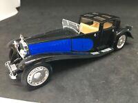 Solido Age d'Or 136   - Bugatti Royale coupé de ville  -  1/43