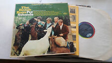 The Beach Boys Pet Sounds 1966 orig duophonic dt2458 rainbowband A11/A11 rare!