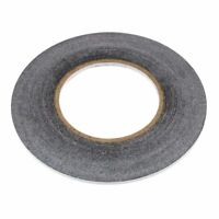 1pc Super Slim & Thin 3MM*50M Black Double Sided Adhesive Tape for Mobile Phone