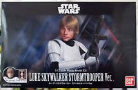 Star Wars Luke Skywalker 1:12 Bandai 225755  neu 2018