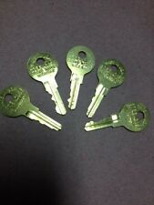 Steelcase office furniture keys/FR series 5 keys