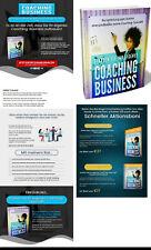 Starte Dein eigenes Coaching Business - eBook,  PLR Lizenz Komplettpaket