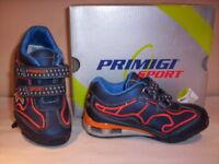 Scarpe scarpine sportive sneakers Primigi bimbo bambino primi passi 21 22 23 25