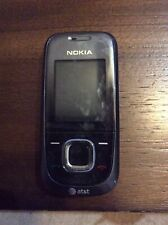 Nokia 2680S-2 B Slider Mobile Phone - AT&T   -20