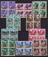 España 1964. Pintor Sorolla bloque de 4. Ed 1566 / 1575. MNH. **.