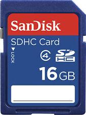SanDisk - 16GB SDHC UHS-I Memory Card