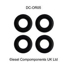 Genuine Bosch Common Rail Piezo Injector Leak Off O Ring / Seal x 4