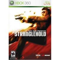 Stranglehold For Xbox 360 Shooter Game Only 7E
