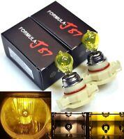 Halogen PSX24W 2504 24W 3000K Yellow Two Bulbs Fog Light Replace Lamp Upgrade OE