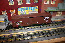 Lionel O gauge box car # 29215 new Mint Road Canadian Pacific Old # 6464-398