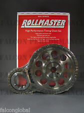 ROLLMASTER Double Roller Timing IWIS Chain Set Dodge/Chrysler 198 225 Slant-6