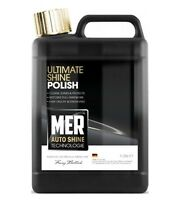 Mer Ultimate Shine Car Van Polish 1 Liter Auto Technology Professional Wax MASUP
