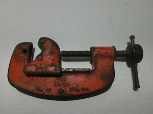 NYE Tool Co Number No 25  Pipe Cutter  Wheel Tool Plumbing Made in USA