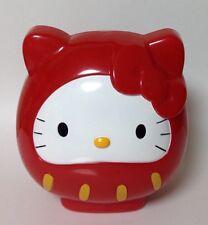 2000 Vintage Sanrio Hello Kitty Daruma Obento Bako/Lunch Box *Japan