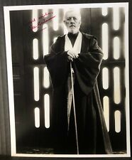 ALEC GUINESS 'STAR WARS' SIGNED 8x10 PHOTO  REPRINT