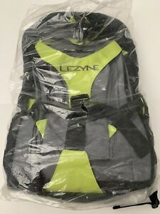 NEW Lezyne Float Vector Flow cycling hydration backpack hiking NO BLADDER