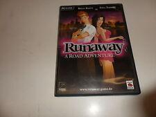 PC Runaway: a ROAD ADVENTURE