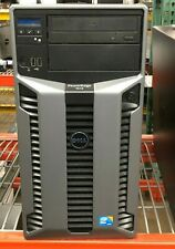 Dell PowerEdge T610 Server (2x Xeon E5620 2.4GHz) 2 Heat Sinks- 8 Bays -12GB RAM