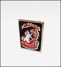 Whitesnake Vintage 80's Love Hunter Pin badge David Coverdale