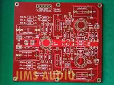 Tube phono RIAA stereo pre-amplifier PCB Marantz model 7C !