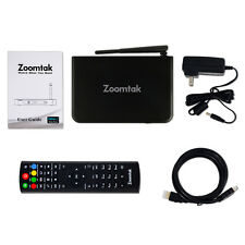 Zoomtak T8 Plus 2 Android 6 TV Box with 1 month FREE IPTV