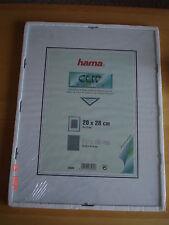 Bilderrahmen hama - rahmenlos -20x28 bzw. 30x40- NEU -