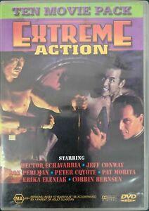 Extreme Action 10 Movie DVD Set