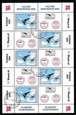 Österreich 2006 gestempelt Kleinbogen  MiNr. 2605  Tag der Briefmarke