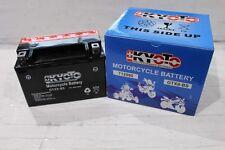 batteria moto ytx9-bs gtx9-bs motorcycle battery motorrad batterie
