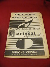 Partition Rock Blues Romano Mister Vallagan Dollet