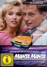 Manta Manta - Remastered (Til Schweiger + Tina Ruland) # DVD-NEU
