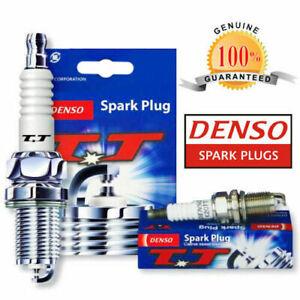DENSO TWIN TIP TT SPARK PLUGS VOLVO S70 2.5L B5252S, B5254S X 5