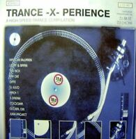 TRANCE-X-PERIENCE VOL 1 various artists (2X CD, album, compilation, mixed, 1998)