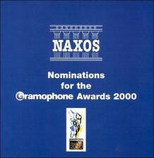 Nominations for the Gramophone Awards 2000, New Music