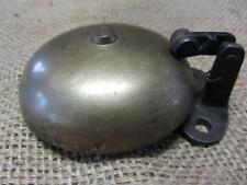 Vintage Brass Boxing Bell > Antique Sports Old Iron Box School Fire Bells 7316