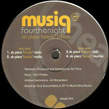 MUSIQ - Fourthenight (Sir Piers Rmxs) - Headz