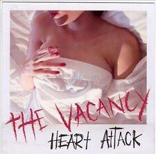 Audio CD Heart Attack - Vacancy - Free Shipping