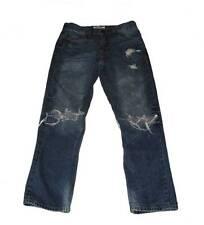 Aeropostale Boys Raggy Worn Out Look Jeans 27 Waist 28 Length