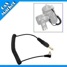 "6.35mm 6.3mm 1/4"" to Male PC Sync FLASH Cable with Lock"