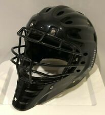 Riddell Hockey Style Catcher's Helmet & Mask Ch-Hs2 sz Small Black New with tag