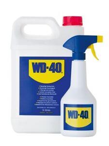 WD40  5 Liter Kanister inkl. Sprühflasche WD-40