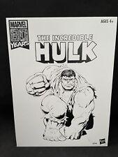 Marvel Legends Retro 80th Anniversary Grey Hulk BRAND NEW SEALED Shipped Box