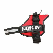 Trixie Julius K9 Powerharness Adjustable Dog Harness Size 2 Red