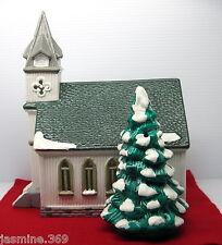 """The Original Snow Village """"All Saints"""" Handpainted Ceramic Department 56"""