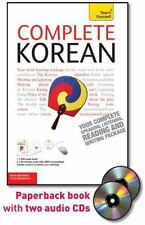Complete Korean with Two Audio CDs: A Teach Yourself Guide, , Vincent Mark, Exce