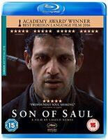 Son of Saul [Blu-ray] [2016] [DVD][Region 2]